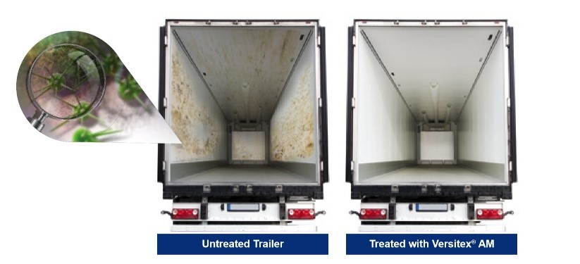 Protect Your Reefer from Bacteria with Versitex